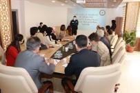 Ahlat'ta 'Kadına Yönelik Şiddetle Mücadele Koordinasyon, İzleme Ve Değerlendirme' Toplantısı