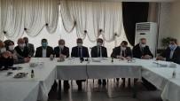 AK Parti, Ereğli'ye Yapılan Çalışmaları Anlattı