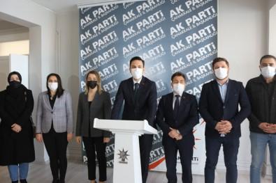 AK Parti'li Makas Açıklaması 'CHP'yi Muharrem İnce'ye Ve Nejat Önder'e Sorun'