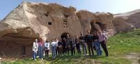 Bartın Üniversitesi Öğrencileri Nevşehir'de Alan Çalışmalarına Katıldı