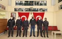 Başkan Savran, Polis Noktalarını Ziyaret Etti