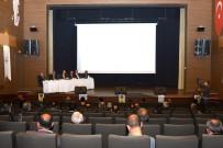 Belediye Başkanı Ekicioğlu, Meslek Örgütlerini Bilgilendiriyor
