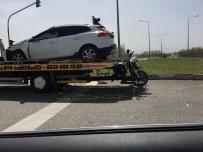 Bingöl'de Trafik Kazası Açıklaması 1 Ölü