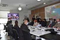 Bitlis'te 'Kadına Şiddet' Konulu Toplantı