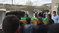 Cinayete Kurban Giden Emine'nin Cenazesi Ailesinin Gözyaşları Arasında Morgdan Alındı