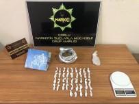 Çorlu Polisinden Uyuşturucuya Geçit Yok