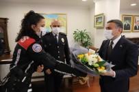 - Emniyet Teşkilatından Vali Atay'a Polis Haftası Ziyareti