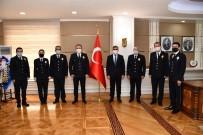 Emniyet Teşkilatından Vali Gürel'e 'Polis Haftası' Ziyareti