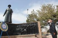 Erzurum'da Polis Teşkilatının Kuruluşu Kutlandı