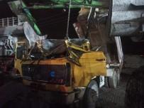 Fabrikada İş Kazası Açıklaması 1 Ölü