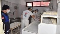 Fırınlarda Ramazan Ayı Öncesi Hijyen Ve Gıda Güvenliği Denetimi