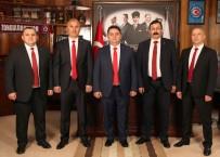 GMİS Yönetim Kurulu; 'Türk Polis Teşkilatı'nın Kuruluşunun 176. Yılını Kutluyoruz'