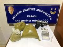İlçeye Uyuşturucu Sokmak İsteyenlere Polis Baskını Açıklaması 2 Kişi Tutuklandı