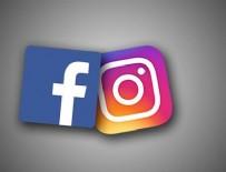 Instagram ve Facebook çöktü!