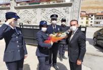 Kaymakam Tan'dan Polis Memurlarına Teşekkür