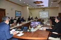 Kırıkkale'de 'Kadına Şiddetle Mücadele' Konulu Toplantı
