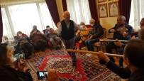 Kırşehir'e, 2021 Yılının İlk Turist Kafilesi Geldi