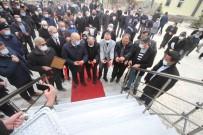 Konya'da Yavuz Sultan Selim Camisi İbadete Açıldı