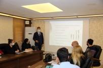 Mardin Büyükşehir Belediyesi Personeline İç Kontrol Sistemi Eğitimi Verildi
