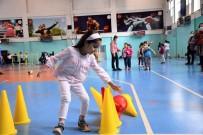 Minikler Sporla Hem Eğleniyor Hem De Öğreniyor