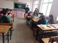 Öğrencilere Doğa Eğitimi Verildi