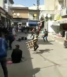 Sandalyeli Kavgada Engelli Vatandaş Arada Kaldı