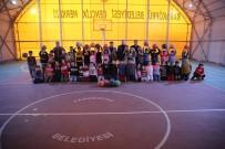 Sporcular Geleceğe Karaköprü'de  Hazırlanıyor