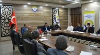 Tatvan'da İnşaat Ve Emlak Sektörünün Sorunları Masaya Yatırıldı