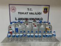 Tokat'ta Sahte İçki Operasyonu