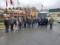 TSO, TÜYAP Yapı Fuarına Gezi Düzenledi
