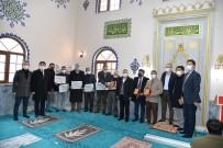 Türkeli'de Gemiyanı Mahalle Camii Dualarla Açıldı