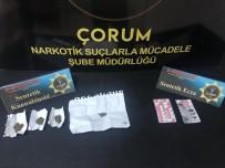 Uyuşturucu Ticareti Yapan Şahıslara Suçüstü