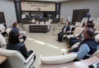 Van Büyükşehir Belediyesinden Ramazan Ayı Öncesi Denetim Toplantısı