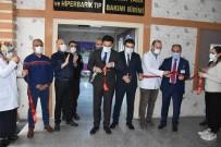 Van'da 'Hiperbarik Tıp İle Kronik Yara Bakım Birimi' Açıldı