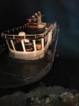 Van Gölü'nde Tekneyle Göçmen Kaçakçılığı Jandarmaya Takıldı