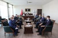 Yenişehir'de Kadına Yönelik Şiddetle Mücadele Koordinasyon Toplantısı