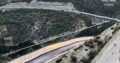 Suriye sınırında 250 metrelik tünel! Türkiye'ye buradan sızacaklardı...