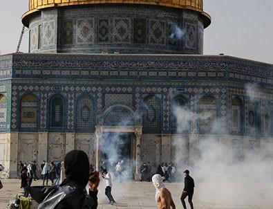 Dışişleri'nden İsrail'e kınama!
