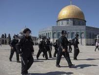 Gazze'den işgalci İsrail'e 6 füze!
