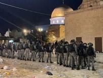 İşgalci İsrail'in saldırıları durmuyor!