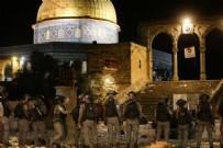 İsrail'in Mescid-i Aksa'daki saldırılarına Cumhurbaşkanlığı'ndan sert tepki