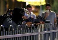 Kudüs'teki İsrail zulmü devam ediyor! Çok sayıda Filistinli yaralandı