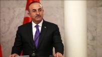 Dışişleri Bakanı Mevlüt Çavuşoğlu Suudi Arabistan'da: Ümmet adım atmamızı bekliyor