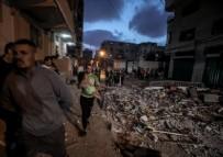 Dünya basını, Filistinlilere saldıran İsrail'i aklamaya çalıştı