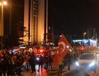 Türkiye tek yürek! Ankara ve İstanbul'da İsrail protestosu!