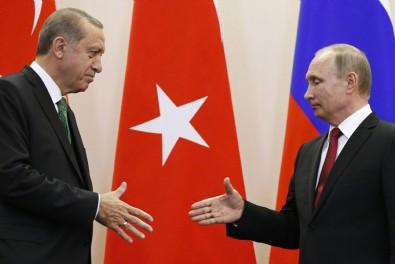 Başkan Erdoğan Putin ile görüştü!