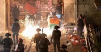 Dünya medyası yine katil İsrail'i korudu! Çocukların acımasızca katledilişlerini görmedi