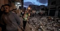 Gazze'de şehit sayısı 56'ya yükseldi