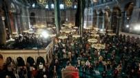 87 yıl sonra Ayasofya Camii'nde Ramazan Bayramı coşkusu