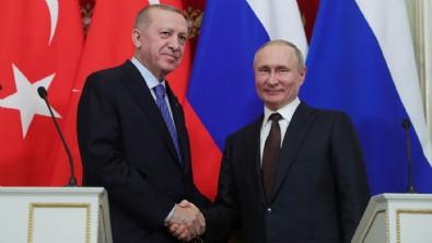 Başkan Erdoğan çağrıda bulunmuştu! Putin'den Filistin hamlesi